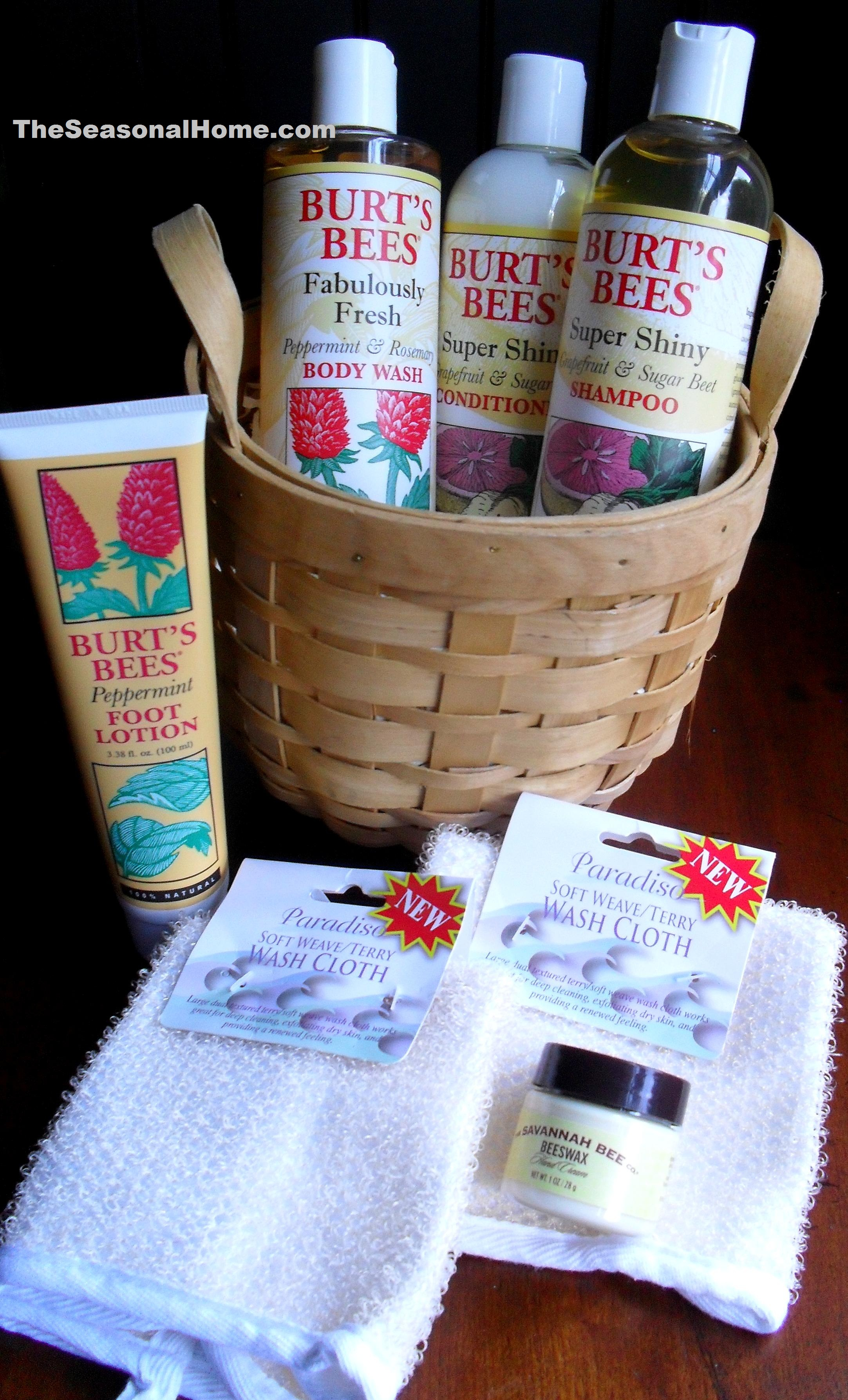 Easter basket alternative the seasonal home sburts bees basket 2 negle Gallery