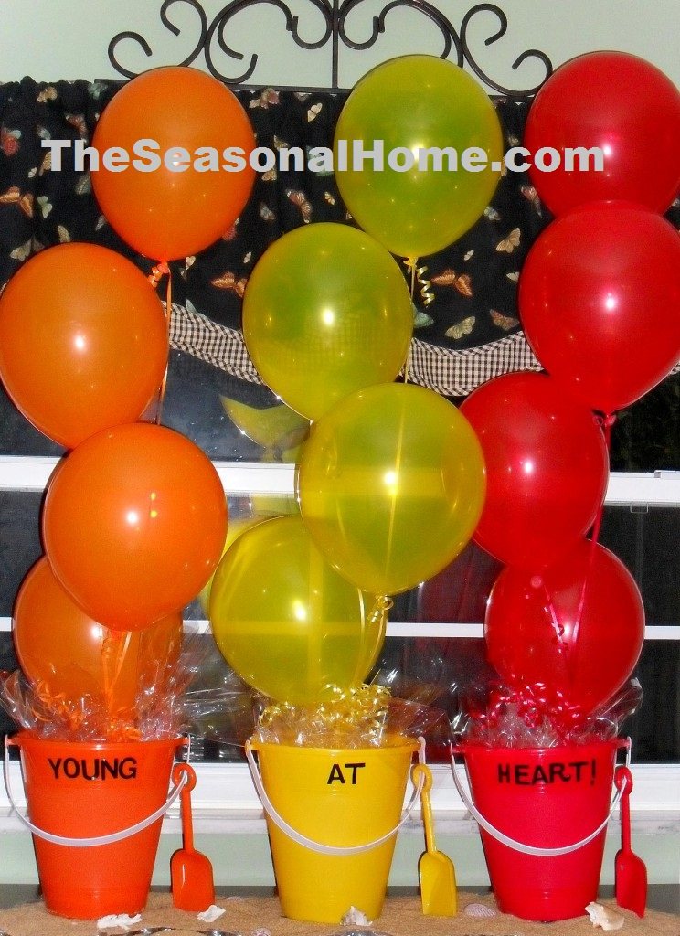 s_young at heart balloon deco