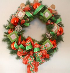 gingerbread_memory wreath