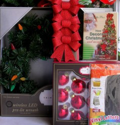 Wreath Making Kit and DVD
