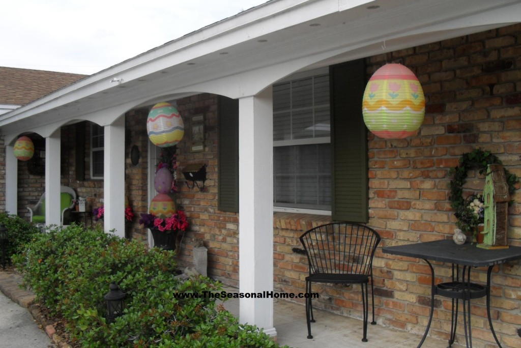 Easter 2011_front porch 2