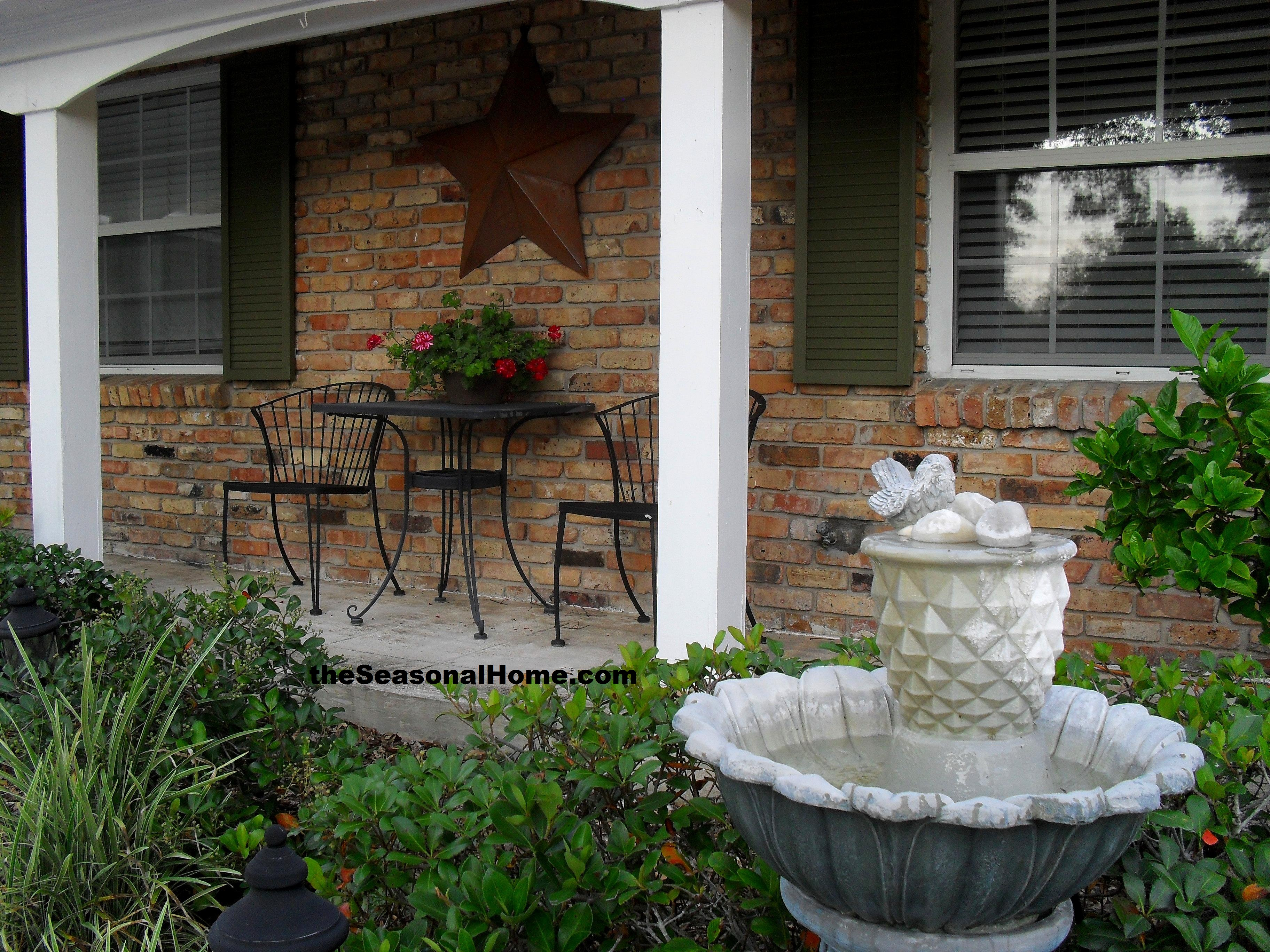 Ideas For Your Summer Yard The Seasonal Home