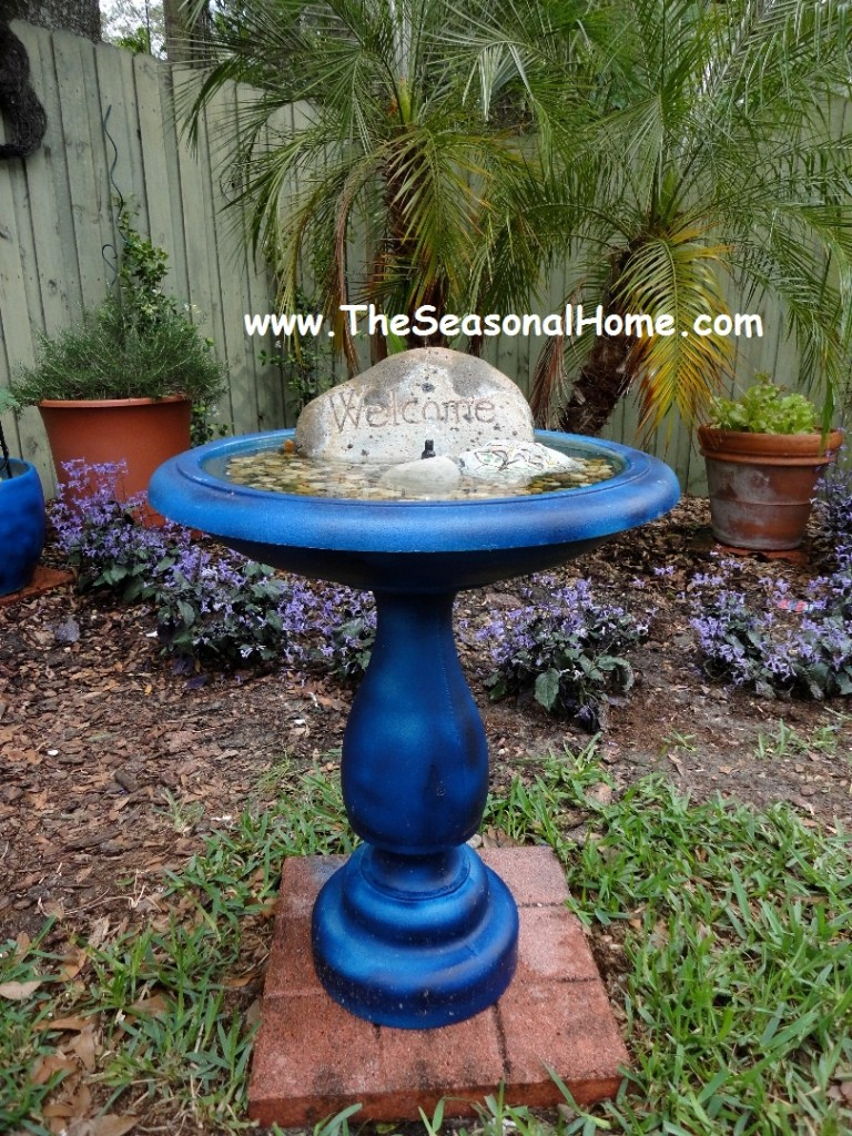 birdbath fountain_complete