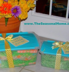 s_new easter baskets