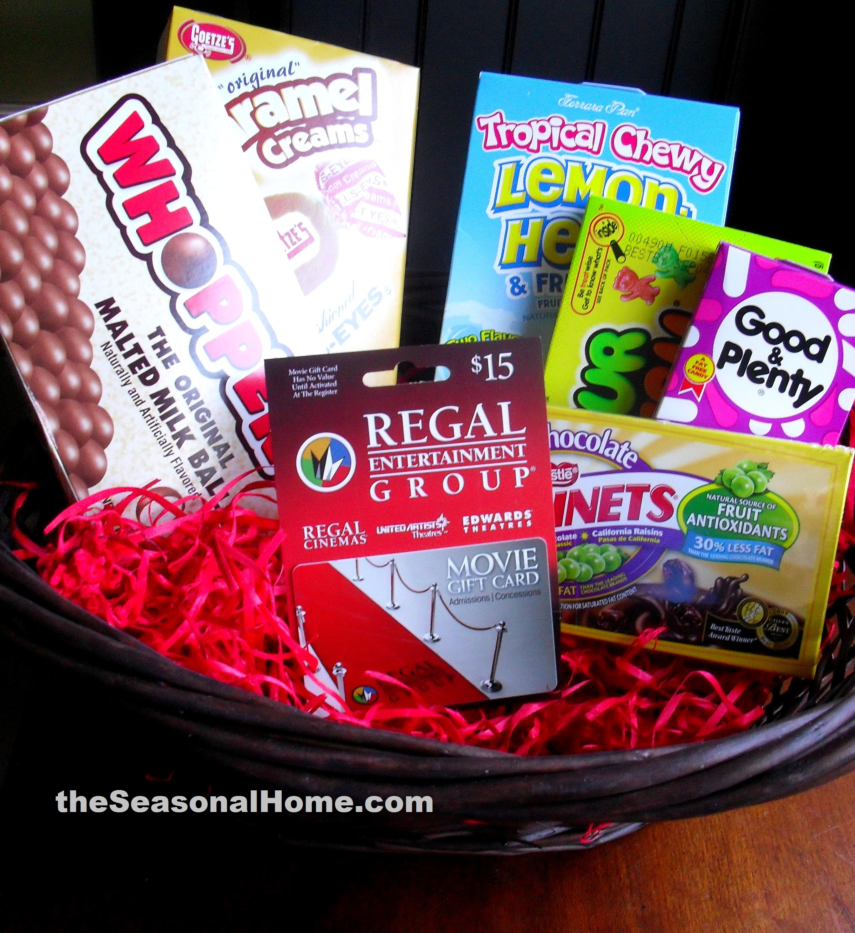 Easter baskets for all ages the seasonal home movie basket negle Gallery