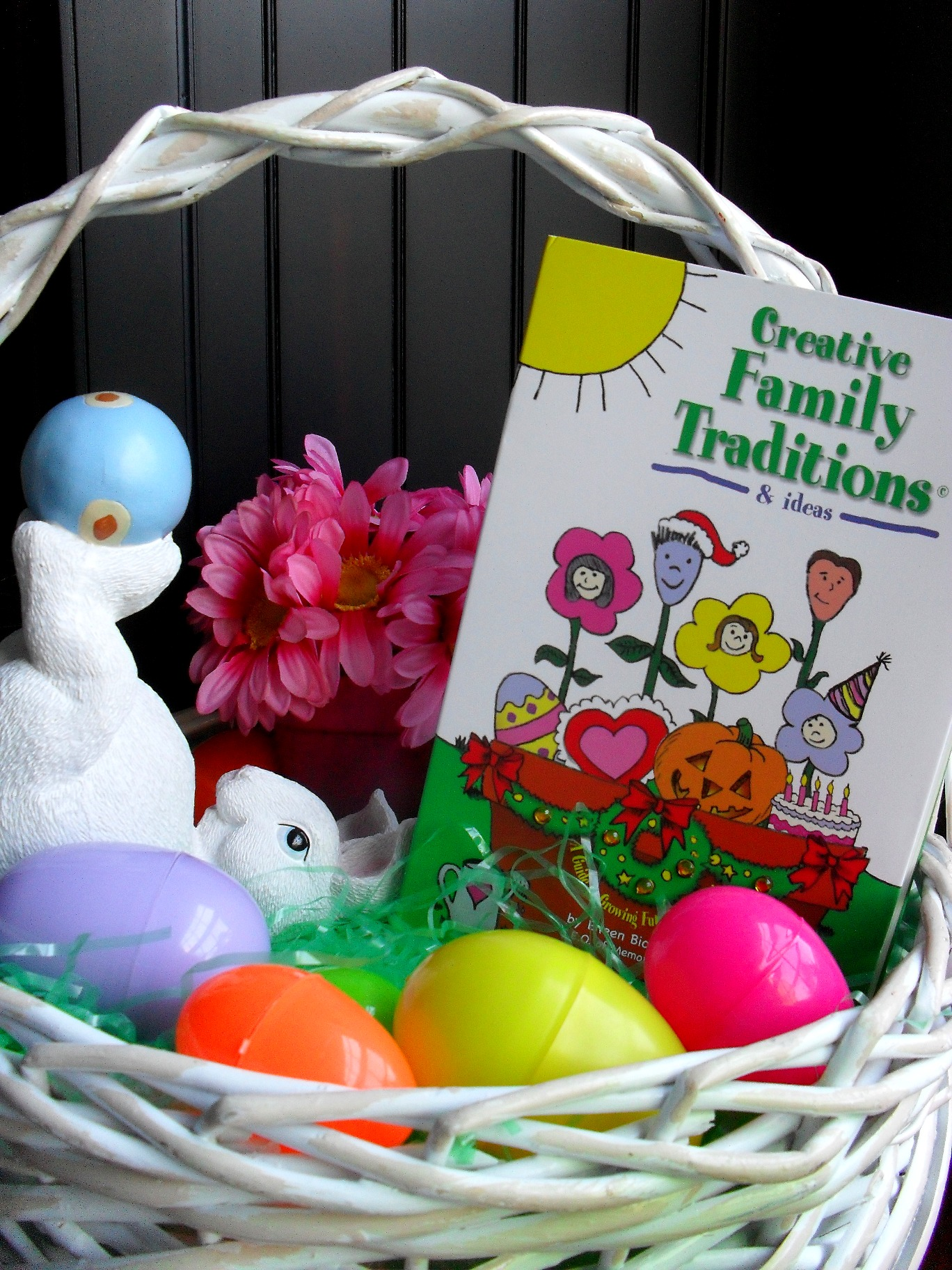 Fun easter basket traditions from my book the seasonal home easter negle Choice Image