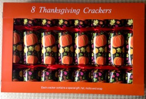 pumpkin crackers