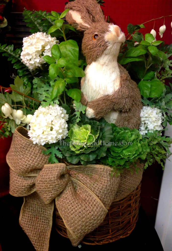 bunny arrangement