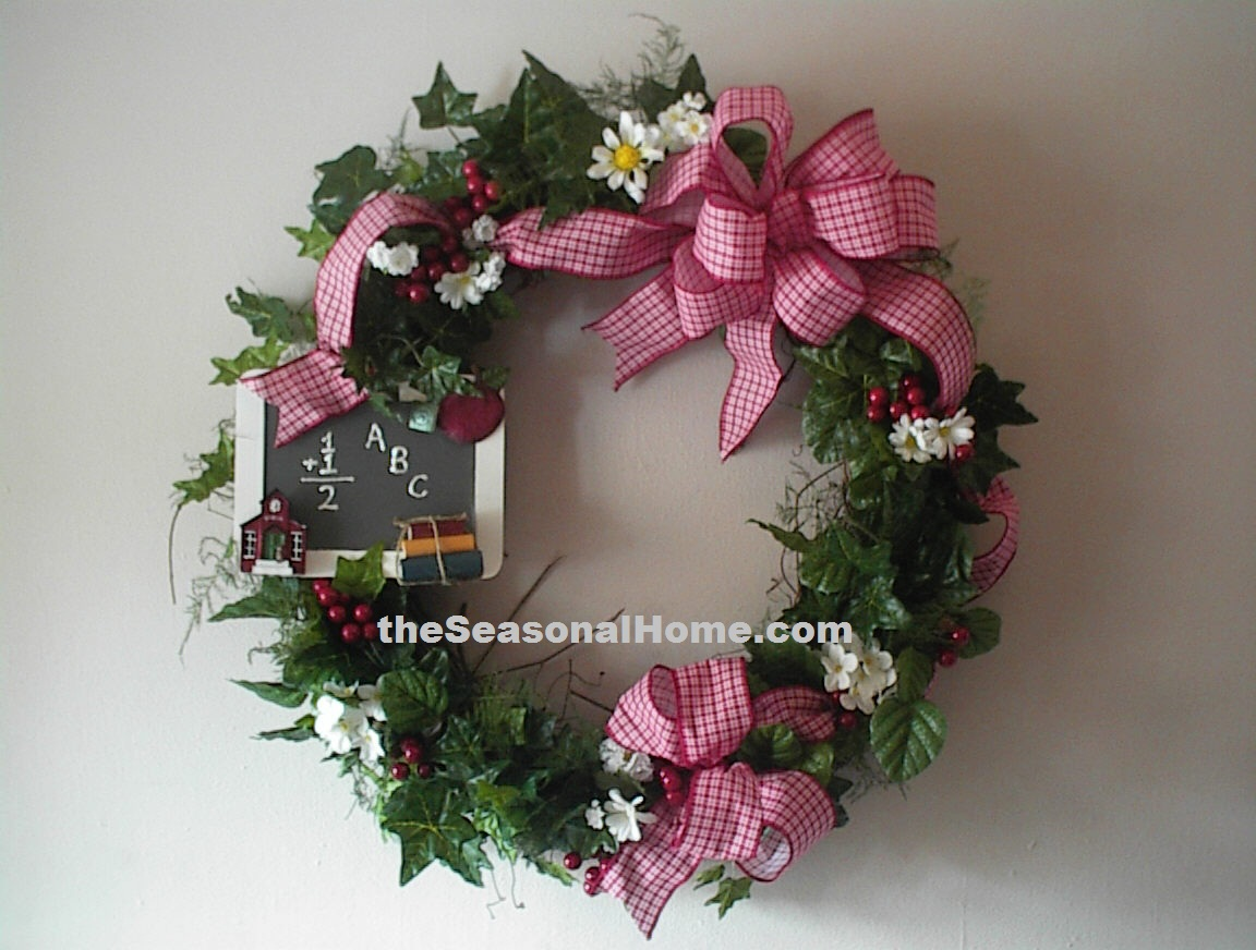 A+ Wreath by the SeasonalHome